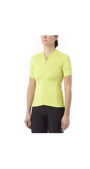 Giro Ride LT - Maillot manches courtes Femme - jaune